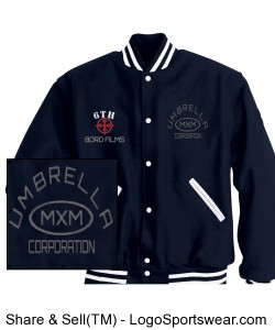 6TH BORO TEAM JACKET Design Zoom